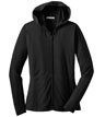 L519 - Ladies' Modern Stretch Cotton Full-Zip Jacket