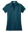 L548 - Ladies' Tech Embossed Polo