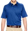 85117 - Men's Fluid Mélange Polo