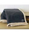 BLK-ICO-237 - Arctic Throw Blanket