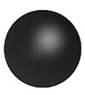 BLK-ICO-341 - Round Stress Ball/Reliever