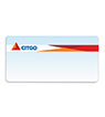 CT2-FCB-1230 - CITGO Blank Name Badges (pack of 10)