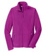EB225 - Ladies' Full-Zip Microfleece Jacket