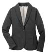 L298 - Ladies' Fleece Blazer