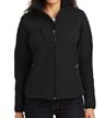 L705 - Ladies' Textured Soft Shell Jacket