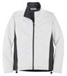 L794 - Ladies' Two-Tone Soft Shell Jacket