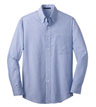 S640 - Men's Crosshatch Easy Care Shirt