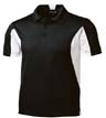 TST655 - Tall Side Blocked Micropique Sport-Wick Polo